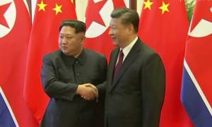 China and N Korea confirm Kim Jong-un's visit to Beijing