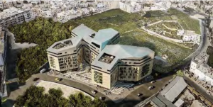 Naxxar 10-storey high-rise public hates: recommended for approval