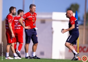 Malta coach Farrugia names final squad for Faroe trip