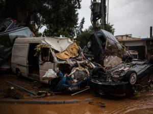 Greece: flash floods death toll rises to at least 15