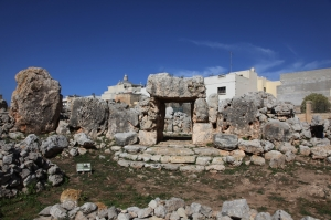 Parking area threatens world heritage status of Ta' Hagrat