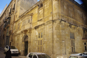 Church leases Valletta property for offices, irks Superintendence