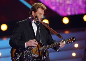 French-Elvis rock icon Johnny Hallyday dies aged 74