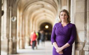 Penny Mordaunt replaces Priti Patel in UK Cabinet