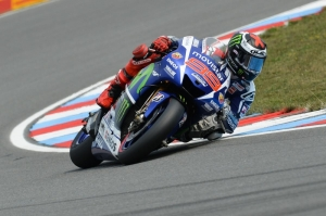 Unstoppable Lorenzo wins the Battle of Brno