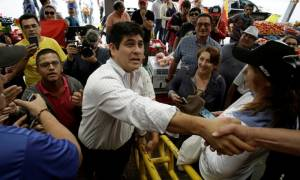 Carlos Alvarado wins Costa Rica's presidency in vote fought on gay rights