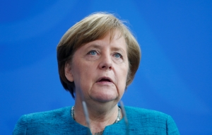 Merkel will not seek re-election as CDU party leader