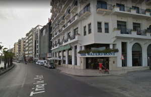 Tribunal warns of danger to Gzira's 'al fresco' patrons