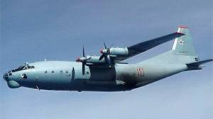 Russian military transport plane crashes in Syria