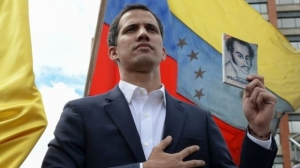 US backs opposition leader as Venezuela president
