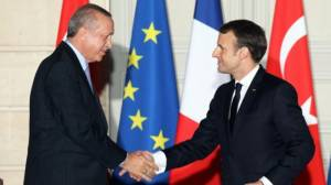 Macron: It is time to stop pretending that Turkey will join the EU