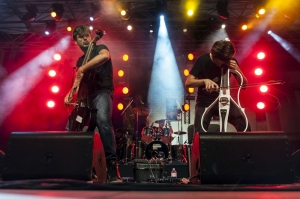 2Cellos open Malta Arts Festival