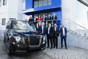 Electrified London taxi to be launched in Malta