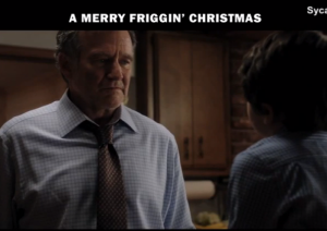 [WATCH] Robin Williams in upcoming movie A Merry Friggin' Christmas