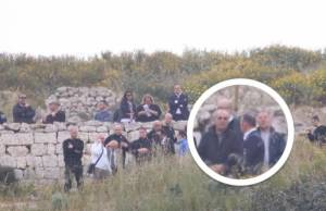 Daphne Caruana Galizia murder: Magistrate leads on-site visit at Bidnija
