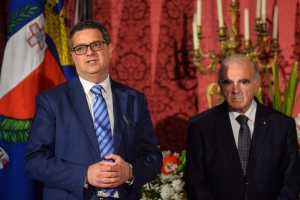 [WATCH] Updated | Adrian Delia hints that PN MPs' meeting with Yorgen Fenech may have been error of judgement