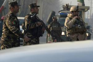 Gunmen attack Kabul army base at Kabul military academy