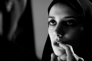 Trailer Park | A Girl Walks Home Alone at Night