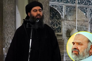 Imam 'happy and relieved' ISIS leader dead