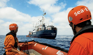 Updated | Malta allows in Sea-Eye vessel, migrants to be relocated amongst EU member states