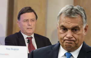 Alfred Sant does not vote on Hungary censure: 'MEPs' methods with Malta were crassly biased'