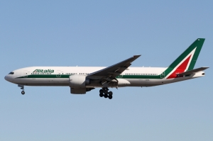 Over a million seats at discounted rates in Alitalia global sale