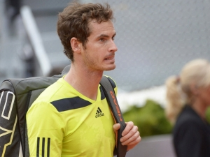 Murray on course to face Nadal in Rome