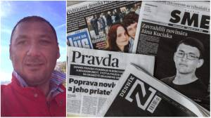 Italian mafia associates arrested over murder of Slovak journalist Jan Kuciak