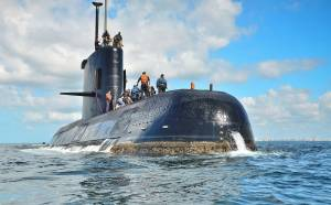 Argentina: search for missing submarine garners no clues
