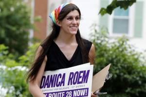[WATCH] US: Danica Roem becomes Virginia's first openly transgender elected official