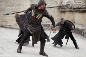 Behind the scenes footage of Assassin's Creed filming in Malta