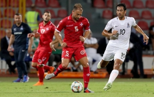 UEFA Nations League: Malta hold Azerbaijan