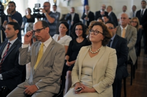 Godfrey and Marlene Farrugia resign from Partit Demokratiku