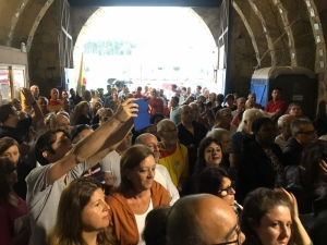 [WATCH] Cottonera residents demonstrate against American University extension