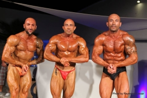 IFBB-MALTA's Battle on the Beach a success