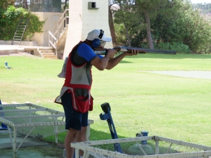 Sportsman of the year Brian Galea on his achievements in target shooting