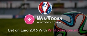 Bet on Euro 2016 with WinToday