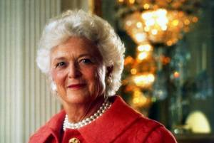 Former US First Lady Barbara Bush passes away