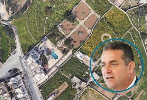 Planning Authority could refuse Fenech Adami's garden plans (and menagerie)