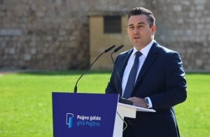 [WATCH] PN energy plan: Grech proposes offshore wind farms, second interconnector