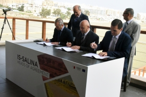 [WATCH] Management of Salini Natura 2000 site passed on to BirdLife Malta
