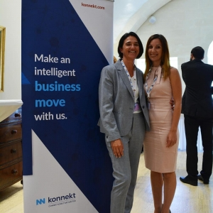 Konnekt attends the HR Spring Event organised by the Business Leaders Malta
