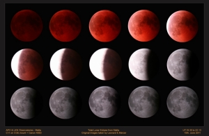 [WATCH] Stargazers witness longest 'blood moon' this century