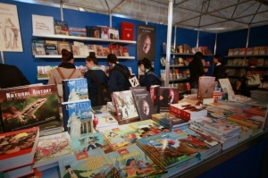 Book Festival prepares to make a 'the French connection'