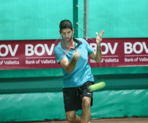 Matthew Asciak confirmed as BOV Malta Tennis Men's Masters Champion