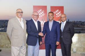 Bank of Valletta named preferred partner of Valletta 2018 Foundation