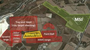 Front Harsien ODZ objects to proposed shooting range in Mosta