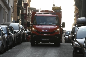 Fire at Valletta office brought under control