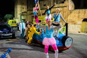 [WATCH] Nadur Carnival fever: epidemics, politics, and creative celebration