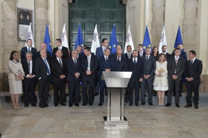 Cabinet reshuffle | Silvio Parnis loses Cabinet post, Justyne Caruana is education minister, Schembri loses Air Malta